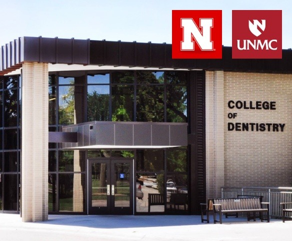 University of Nebraska dental school building